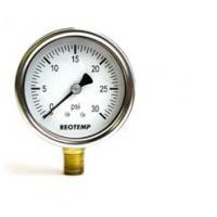 PG系列工业用不锈钢 铜质内部压力表 压力控制器 原装进口 防腐蚀和振动