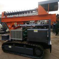 光伏工程打桩机光伏电打桩机专用设备新耀厂家促销中