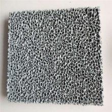 重庆市铸造用耐高温陶瓷过滤网放置位置晨宇牌