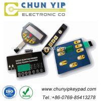 带LED灯薄膜开关不选择PVC材质的缘由