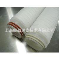 上海颇勒供应PLZ-PPL系列折叠聚丙烯滤芯