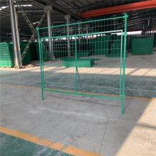 学校围墙护栏 厂区护栏厂家 防护网工程