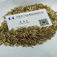 H65黄铜管 黄铜毛细管加工 精密切割 7 8 9 10 12mm 厚度1mm