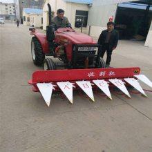百亩农田作物收割机 新式一体机价格 润众新疆