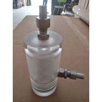 厂家直销透明水过滤器管式过滤器