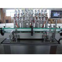 荣海永创XGF4-1 4.5-10升醋,酱油、油类称重计量灌装线