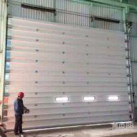 哈尔滨地区霍曼中国工业提升门滑升门销售维修