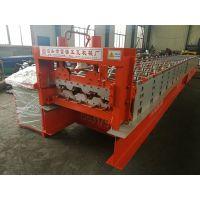 彩钢瓦压瓦机 750横挂板设备 楼承板压瓦机 上门安装设备 支持定做