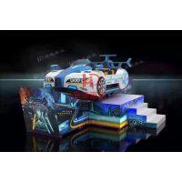 双峰极速飞车 室内外游乐场受欢迎的游乐设备 郑州宏德定制新款宝马飞车