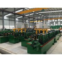 佛山焊管设备 全自动化焊管机械精度高 使用寿命长不锈钢工业焊管机组