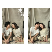 郑州婚纱摄影前十名哪家好,摄影工作室拍不一样的个性婚纱照风格