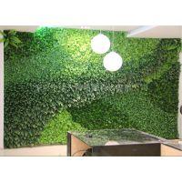 室内装修美化环保仿真植物墙高端大气上档次