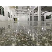 东莞市东城水磨石结晶固化-万江水磨石结晶