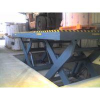 固定式重型升降机/大连车间大吨位剪叉升降机/济南天锐定做厂家
