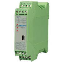 TXDIN70-24V DIN导轨安装温度变送器/隔离器 Omega欧米茄