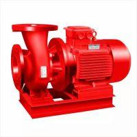 XBD-ISW型卧式消防泵 单吸单级/单吸多级分段式二种