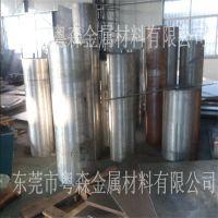 粤森供应6063-T6铝棒 超大直径510mm铝棒 铝圆片