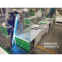 柳州厂家定制烤漆超市烟柜 木质中国烟草柜 精品酒柜货架