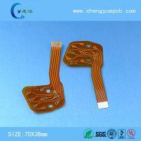美容激光PCB电路板FR4单双面FPC柔性电路板软性排线,成悦电子钢性铜电解铜料直销产品