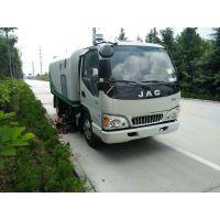 赛哥尔柴油湿式扫路车|道路清扫车|88把扫刷扫地车