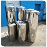 清又清厂家热销不锈钢防玻璃桶 肇庆市石英砂水处理净水过滤罐