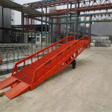 许昌集装箱装卸升降平台厂家哪家好 坦诺许昌液压登车桥生产厂家
