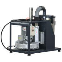 威德尔简易型固定式可长时间与机械配套工作工业吸尘器WX2230