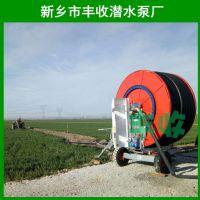 50-180移动式卷盘喷灌机大型喷灌设备