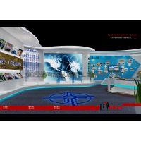 高科技互动企业展厅设计规划及策划方案 恒艺空间
