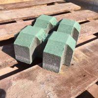 盐城草坪砖厂家 井字砖价格 规格尺寸250x190x80mm 植草砖多少钱一个平方 机制嵌草砖