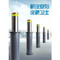 供应深圳华智联升降柱安装测试方法昆明乌鲁木齐升降柱厂家