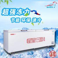 商用厨房制冷设备一站式采购基地山西厨具营行卧式冷柜
