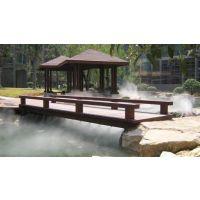 专业河岸造雾机价格园林雾森喷头价格各种尺寸