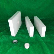 可焊型氧化铝耐磨陶瓷衬板 规格:150×100×10 耐高温 抗冲击 淄博厂家供应