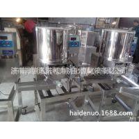 32L汉堡肉饼成型机 生产厂家 木箱包装物流配货