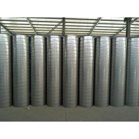 中信加工不锈钢螺旋风管 优质304板材国标板厚