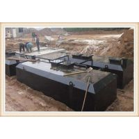 新乡酒厂废水处理设备 250吨水量设备定制