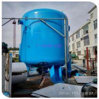 金平区A3碳钢材质水处理工程过滤罐清又清石英砂澄清水质过滤罐