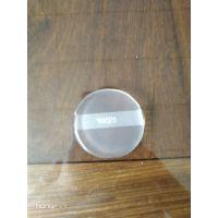 硅胶粉扑 圆形透明BB霜硅胶气垫粉扑厂家