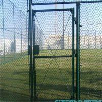 护栏网 铁丝网 热镀锌勾花网 菱形围栏 球场围栏网