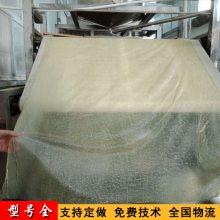 广东大型腐竹油皮机生产线 全自动腐竹机供应厂操作安全卫生清洁