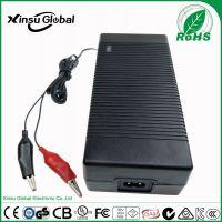 通过EN62368认证 xinsuglobal 6级能效 GS认证 24V8A电源适配器