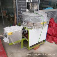 玉米面粉石磨 天然砂岩石材电动面粉石磨 杂粮专用
