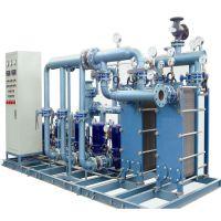 上海舜隆泵业供应SLBSHR系列板式换热机组