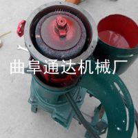优质新型碾米机爆款 水稻电动脱皮机 制糁碾米机 通达
