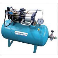 气体增压机 气体增压设备 压缩空气增压设备 气体打压设备