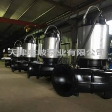 天津污水泵-大排量污水泵现货-东坡泵业污水潜水泵