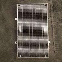 金裕 厂家定制高密型钢格板 不锈钢钢格板 不锈钢排水沟盖板