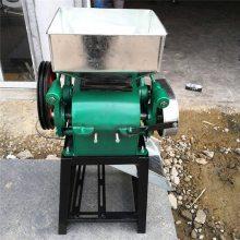 酒厂专用高粱轧坯机 高产高效高粱破碎机 邦腾供应