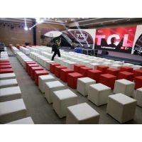 北京车展现场物料租赁 广交会展会沙发皮凳租赁